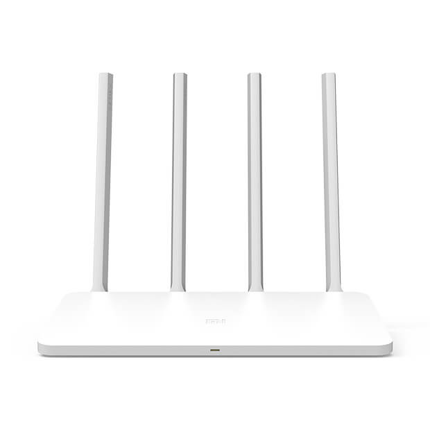 Wi-Fi роутер Mi Router 3 white 3