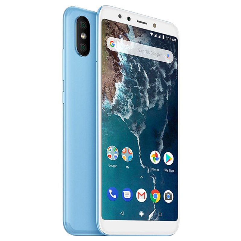 Mi A2 4/64GB light-blue 1
