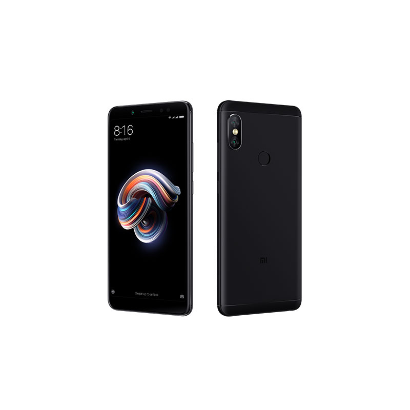 Redmi Note 5 4/64GB black 7