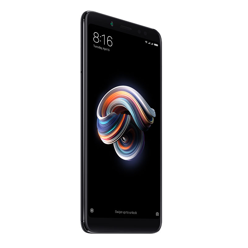 Redmi Note 5 3/32GB black 16