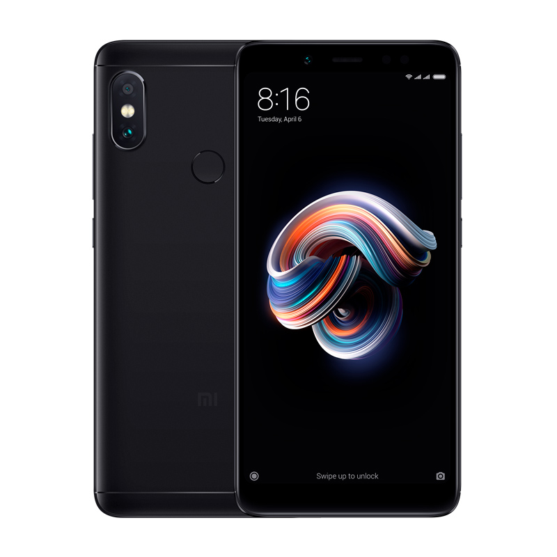 Redmi Note 5 4/64 Black