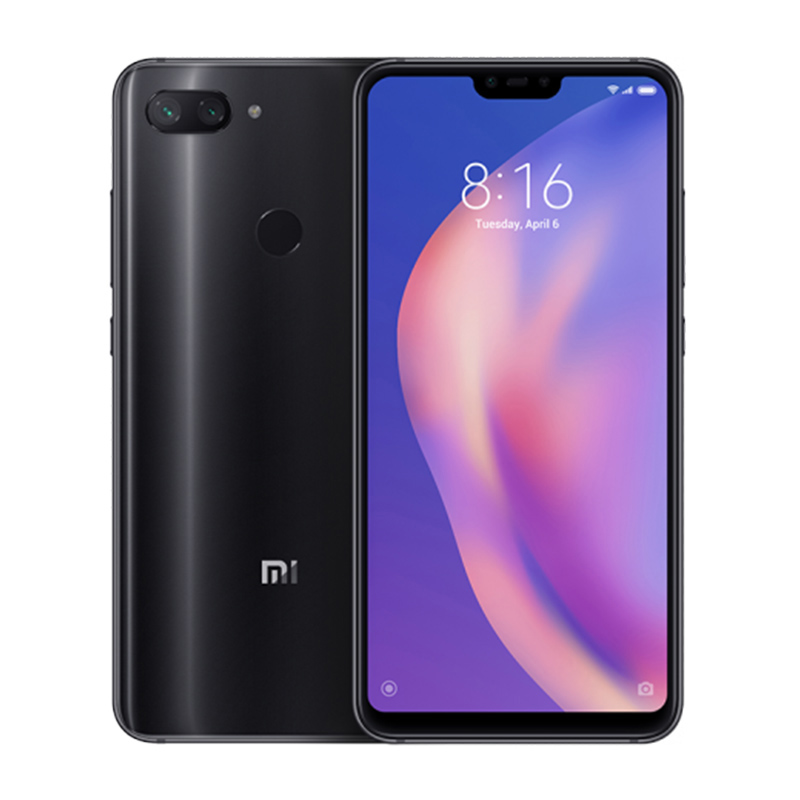 Mi 8 Lite 6/128 GB black 1