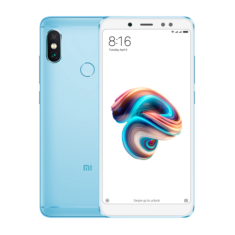 Redmi Note 5 3/32GB lazyrny 6