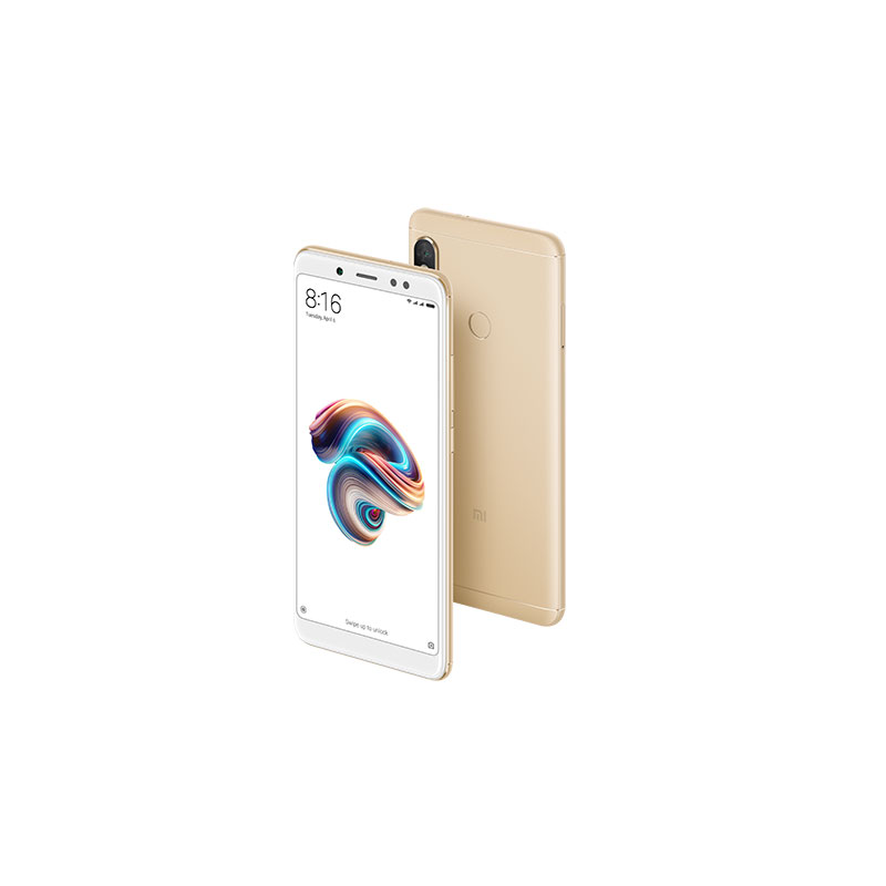 Redmi Note 5 3/32GB gold 2