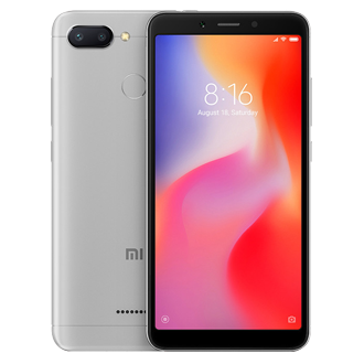 Redmi 6 3/32 Gray