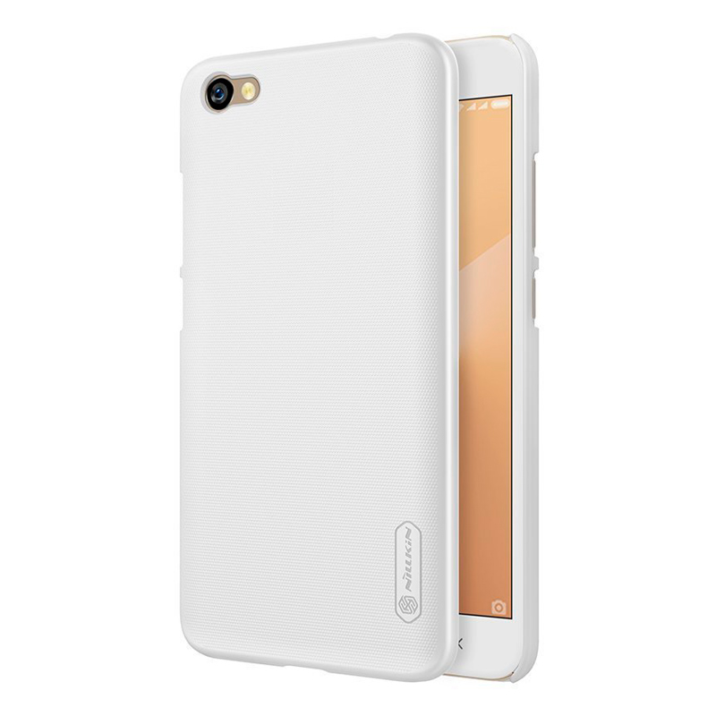 Защитный чехол Nillkin Super Frosted Shield для Xiaomi Redmi Note 5A white 1