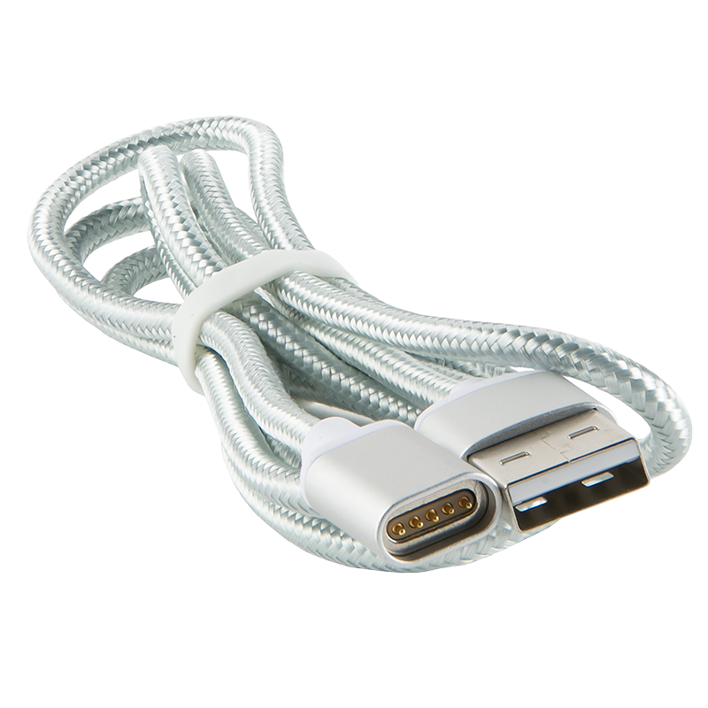 Магнитный кабель Red Line (USB + Type-C + 8-pin + MicroUSB)