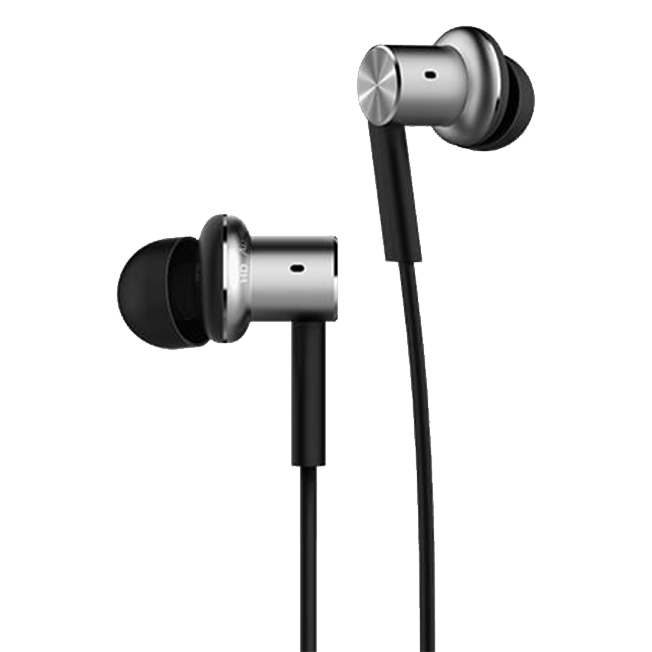 Наушники Mi In-Ear Headphone Pro Silver