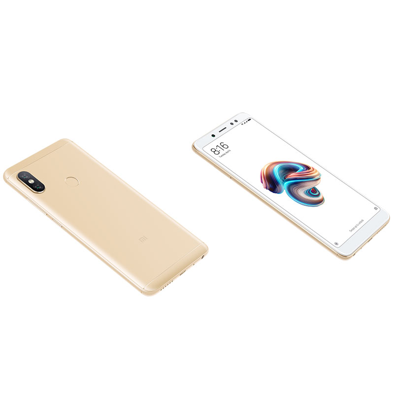 Redmi Note 5 3/32GB gold 4