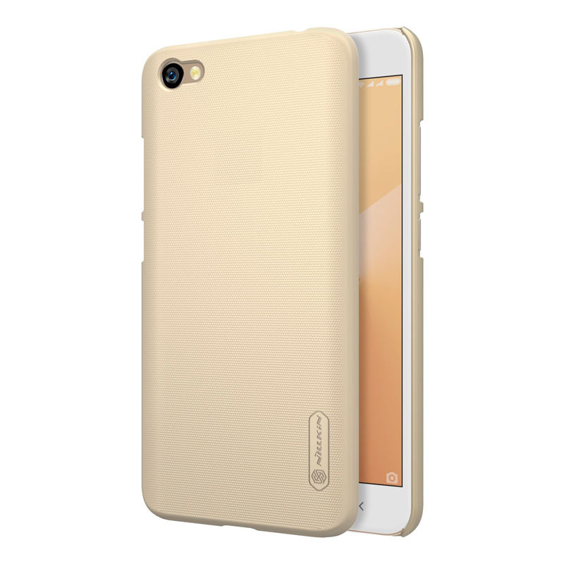 Защитный чехол Nillkin Super Frosted Shield для Xiaomi Redmi Note 5A gold 1