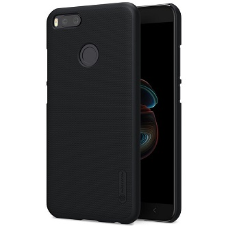 Чехол Nillkin Super Frosted Shield для Xiaomi Mi A1 Black