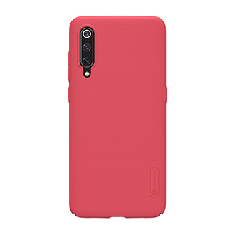 Защитный чехол Nillkin Super Frosted Shield для Xiaomi Mi 9 Red