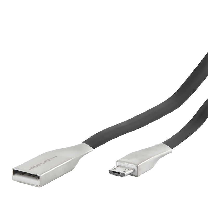 USB кабель Red Line Smart High Speed microUSB