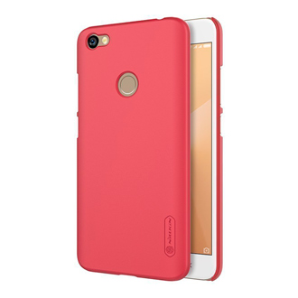 Защитный чехол Nillkin Super Frosted Shield для Xiaomi Redmi Note 5A Prime Red