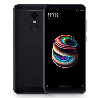 Redmi 5 Plus 4/64GB Black