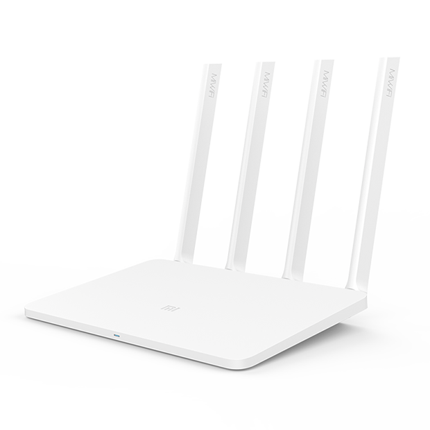 Wi-Fi роутер Mi Router 3 white 2