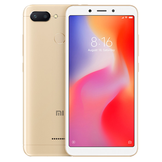 Redmi 6 3/32 Gold
