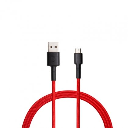 Кабель Mi Type-C Braided Cable red 2