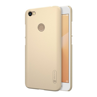 Защитный чехол Nillkin Super Frosted Shield для Xiaomi Redmi Note 5A Prime Gold