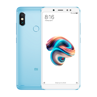 Redmi Note 5 3/32 Blue