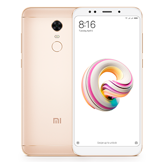 Redmi 5 Plus 3/32GB Gold