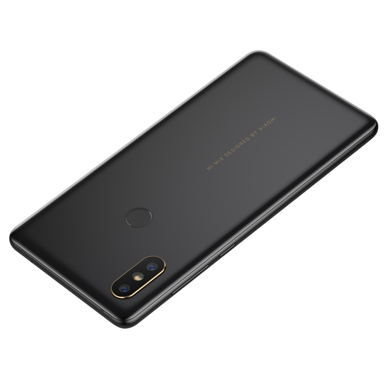 Mi Mix 2S 6/64GB black 3