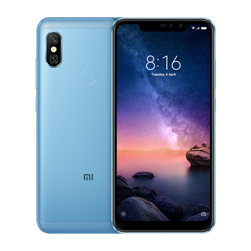 Redmi Note 6 Pro 4/64GB light-blue 1