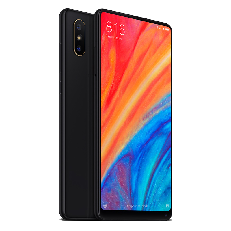Mi Mix 2S 6/128GB black 1